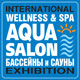 Логотип AQUA SALON: WELLNESS & SPA